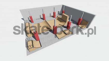 Skatepark modułowy 211018