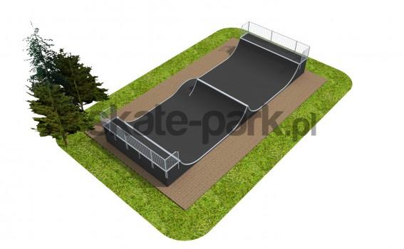 Skatepark modułowy OF2007159NW