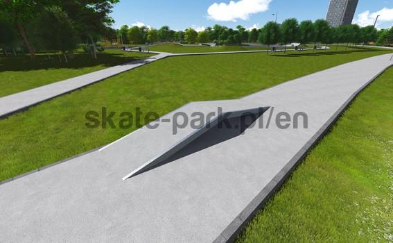 Concrete skatepark 050415