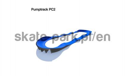 Modular Pumptrack PC2