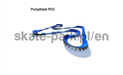 Modular Pumptrack PC5