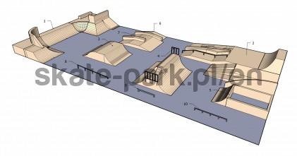 Sample skatepark 110111