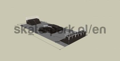 Sample skatepark 320609