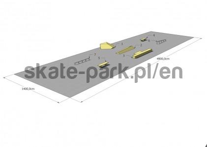 Sample skatepark 330511