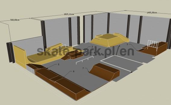 Sample skatepark 380110