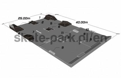 Sample skatepark 390610