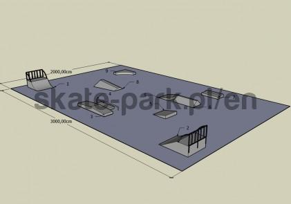 Sample skatepark 460210