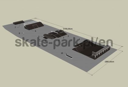 Sample skatepark 470909