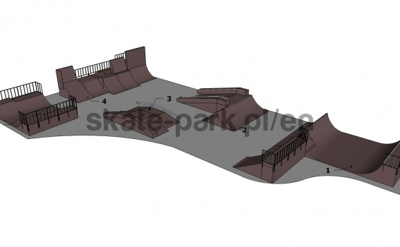 Sample skatepark 481110