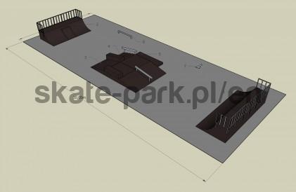 Sample skatepark 541009