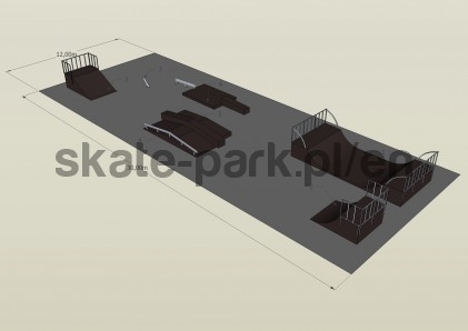 Sample skatepark 551009