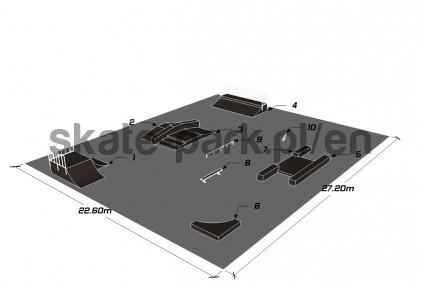 Sample skatepark 730310