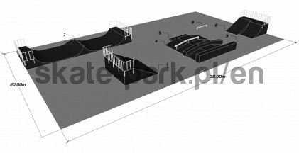 Sample skatepark 740611