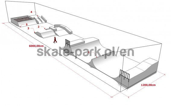Sample skatepark 910209