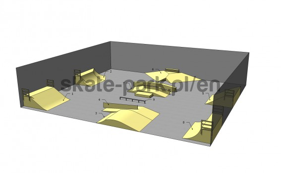 Sample skatepark 940309