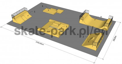 Sample skatepark 950209