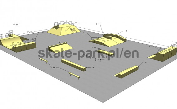 Sample skatepark 980609