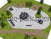 Skatepark modułowy