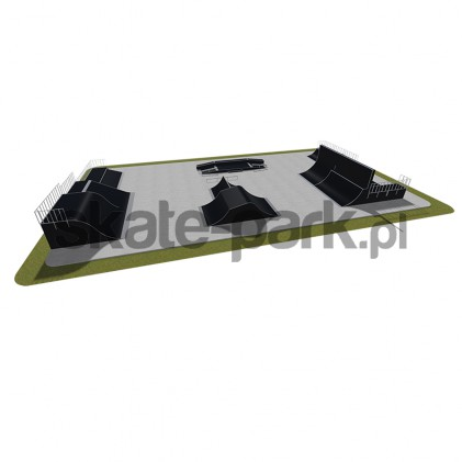 Modular skatepark 570115
