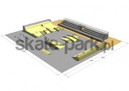 Przykładowy skatepark 010108