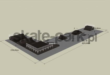 Przykładowy skatepark 011009