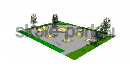 Przykładowy skatepark 011209