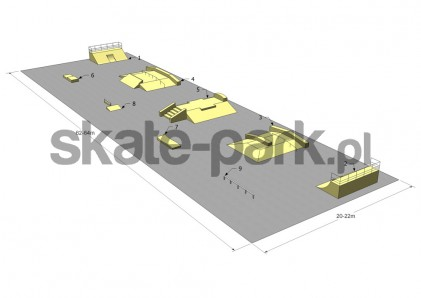 Przykładowy skatepark 020208