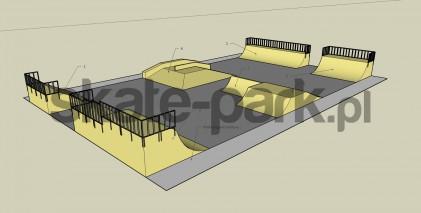 Przykładowy skatepark 020209