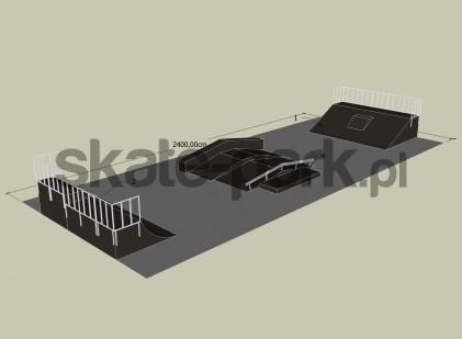 Przykładowy skatepark 020709