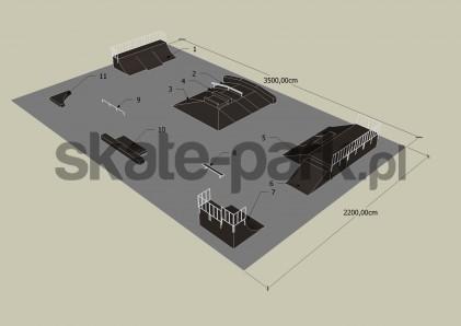 Przykładowy skatepark 021009