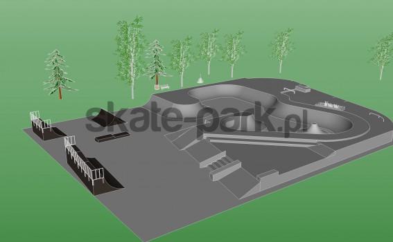 Przykładowy skatepark 040709