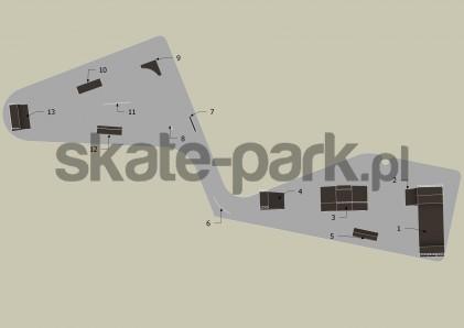 Przykładowy skatepark 041009