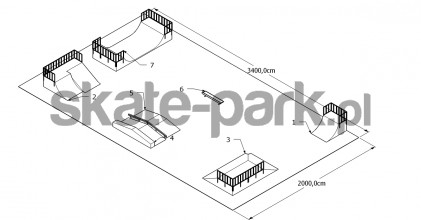 Przykładowy skatepark 050309