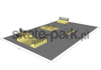 Przykładowy skatepark 050409