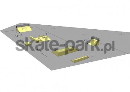 Przykładowy skatepark 060109