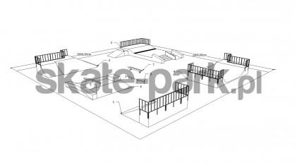 Przykładowy skatepark 070509