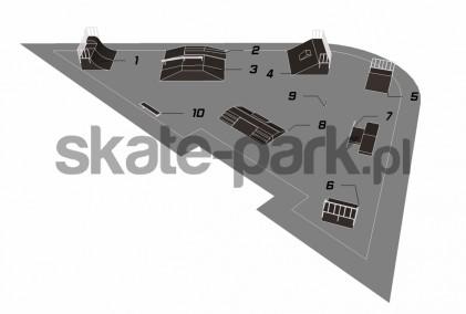 Przykładowy skatepark 070510
