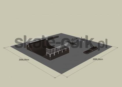 Przykładowy skatepark 070709
