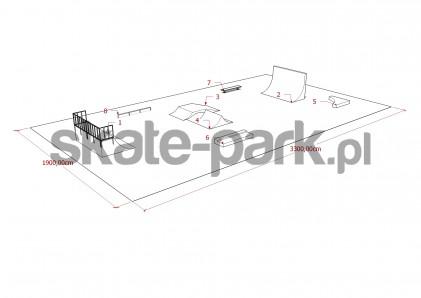 Przykładowy skatepark 080209