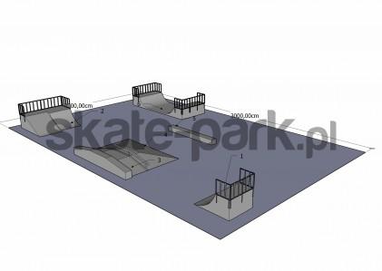 Przykładowy skatepark 090509