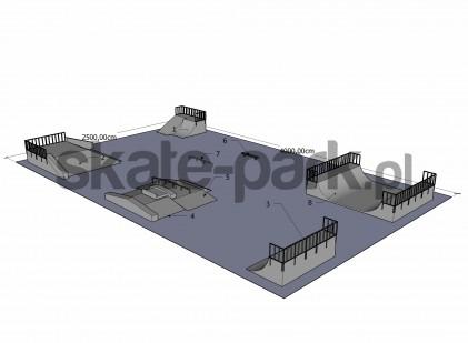 Przykładowy skatepark 120509