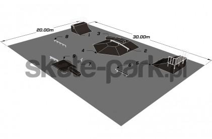 Przykładowy skatepark 141010