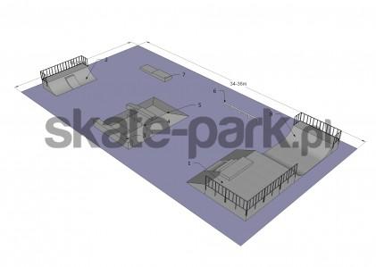 Przykładowy skatepark 150509