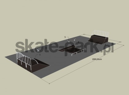 Przykładowy skatepark 200110
