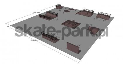 Przykładowy skatepark 231110