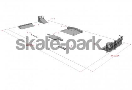 Przykładowy skatepark 260209