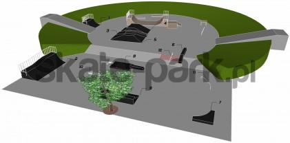 Przykładowy skatepark 270711
