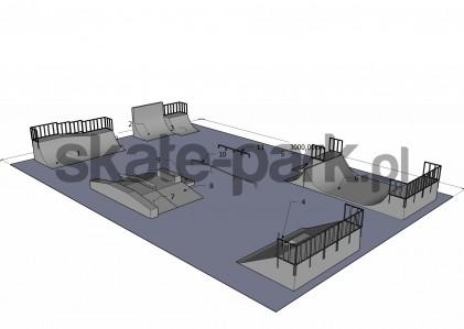 Przykładowy skatepark 290409
