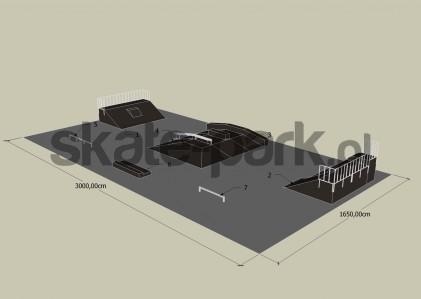 Przykładowy skatepark 290709