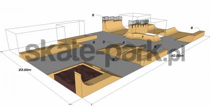 Przykładowy skatepark 340311